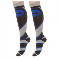 DIEL Ultra skistrømper - 2 par, blå