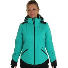 DIEL Zermatt. skijakke, dame, grøn
