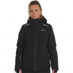 DIEL Zermatt skijakke, dame, sort