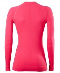Falke Maximum Warm Longsleeved Shirt Tight Fit, dame, rød