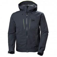 Helly Hansen Alpha Shell Jacket, herre, graphite blue