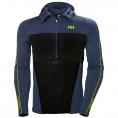 Helly Hansen H1 Pro Lifa 1/2 zip, herre, blå