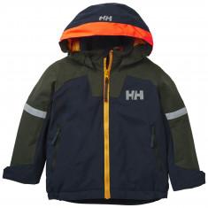 Helly Hansen Legend ins skijakke, børn, navy