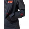 Helly Hansen Powchaser Lifaloft, skijakke, dame, grå
