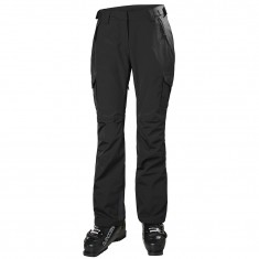 Helly Hansen W Switch Cargo 2.0 pant, dame, black