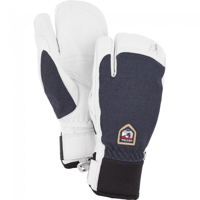 99242622c8f Hestra Army Leather Patrol 3-finger skihand - Skisport.dk SkiShop