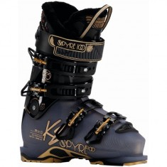 K2 Spyre 100 HV 2017 skistøvler, dame
