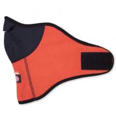 Kama ansigtsmaske, windstopper, orange