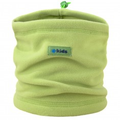 Kama Kids halsedisse, Tecnopile fleece, lime