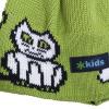 Kama Kids hue, bomuld/polyacryl, Grøn