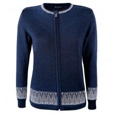 Kama Ragna, merino sweater, dame, marineblå