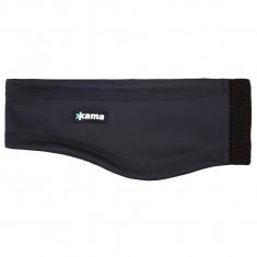 Kama softshell pandebånd, bred, sort