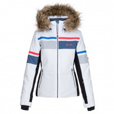Kilpi Aniela-W, skijakke, dame, hvid