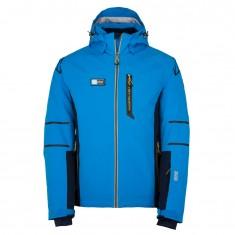 Kilpi Carpo-M, skijakke til mænd, blå
