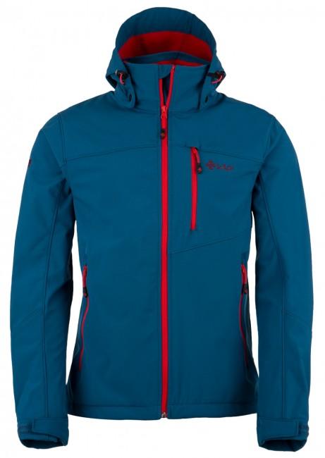 eb06c760 Kilpi Elio, softshell jakke, mænd, blå - Skisport.dk SkiShop