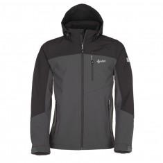 Kilpi Elio, softshell jakke, mænd, grå