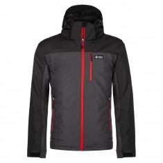 Kilpi Flip-M, skijakke, herre, mørkegrå