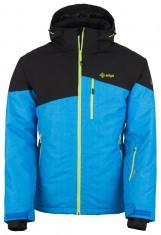 Kilpi Oliver, skijakke til mænd, sort/blå