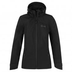 Kilpi Ravia, softshell jakke, plus size, dame, sort