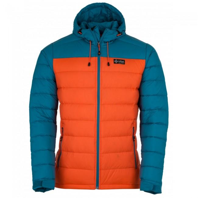 f0f0f113 Kilpi Svalbard-M, dunjakke, herre, orange - Skisport.dk SkiShop