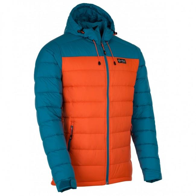 7d27eaa3 Kilpi Svalbard-M, dunjakke, herre, orange - Skisport.dk SkiShop