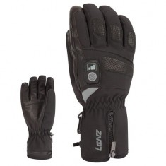 Lenz Heat Gloves 2.0 Men, Startersæt, sort