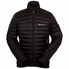 Montane Featherlite Down Micro Jacket, dunjakke, herre, sort
