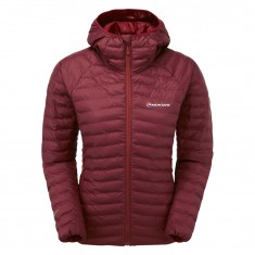 Montane Phoenix Jacket, dame, tibetan red