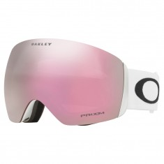 Oakley Flight Deck, Prizm HI Pink, Matte White