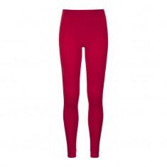 Ortovox Merino Competition Long Pants W, rød