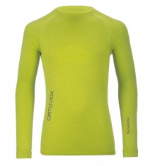 Ortovox Merino Competition Long Sleeve M, grøn
