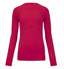Ortovox Merino Competition Long Sleeve W, rød