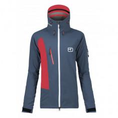 Ortovox Merino Hardshell 3L Alagna Jacket W, blå