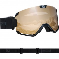 Salomon Cosmic Access, goggles, sort