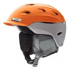 Smith Vantage skihjelm, orange/grå