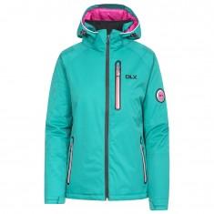 Trespass Nicolette DLX skijakke, dame, ocean green