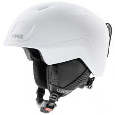 Uvex Heyya Pro, skihjelm, hvid/sort