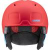 Uvex Heyya Pro, skihjelm, rød