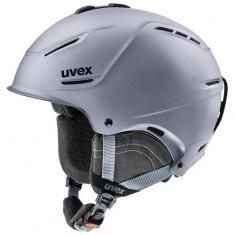 Uvex p1us 2.0 skihjelm, mørkeblå